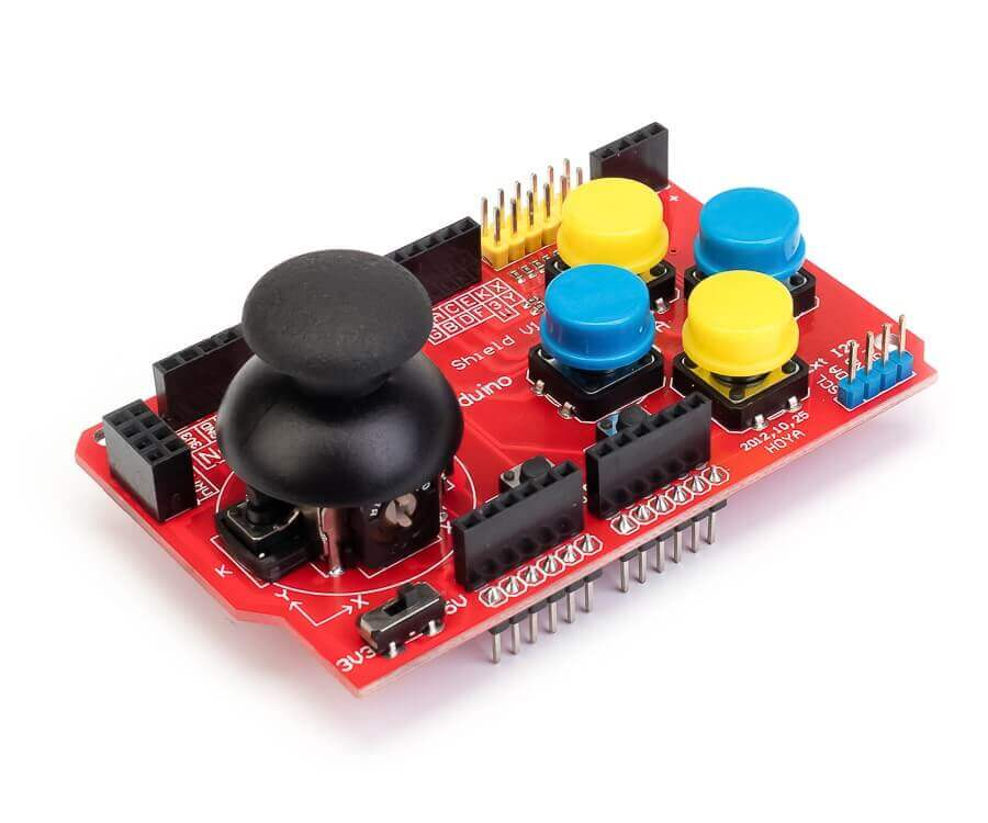 Funduino JoyStick Shield V1.A