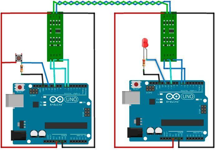 Модуль преобразователя интерфейсов UART TTL – RS-485: описание