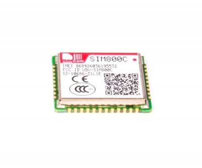 GSM/GPRS Bluetooth модуль SIM800C